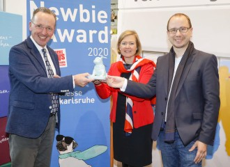 Messe Karlsruhe stiftet Newbie-Award der INDEPENDENT DAYS